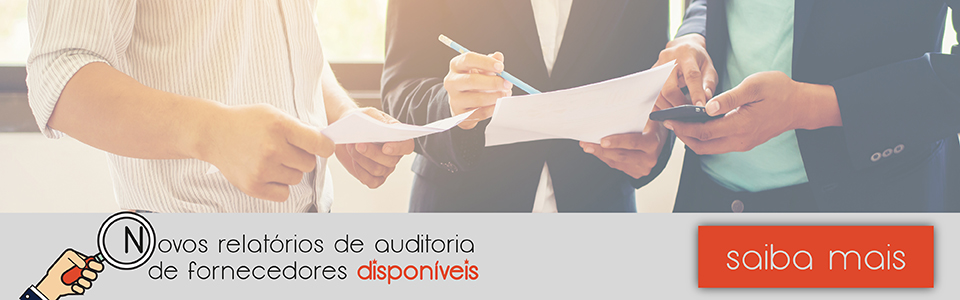 Auditoria de fornecedores