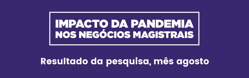 IMPACTO DA PANDEMIANOS NEGÓCIOS MAGISTRAIS